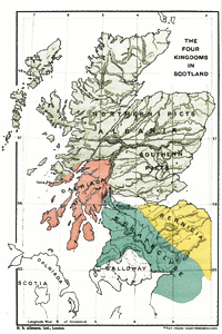 Four Kingdoms of Scotland