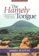Hamely Tongue book cover